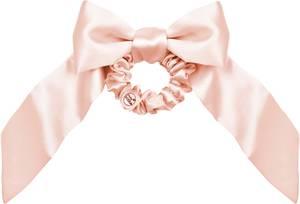 Invisibobble Spiral-Haargummi rosa