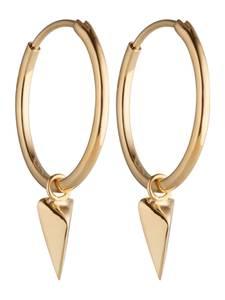 ELLI Ohrringe ''Dreieck'' gold