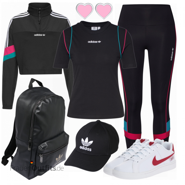 ADIDAS STYLE FrauenOutfits.de