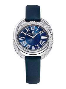 Swarovski Uhr dunkelblau