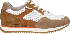 Gabor 66.036.53 Dames Sneakers - Wit - Maat 38