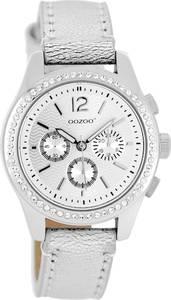 OOZOO Uhr ''JR181'' silber