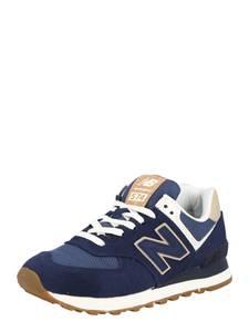 new balance Sneaker navy / weiß / sand