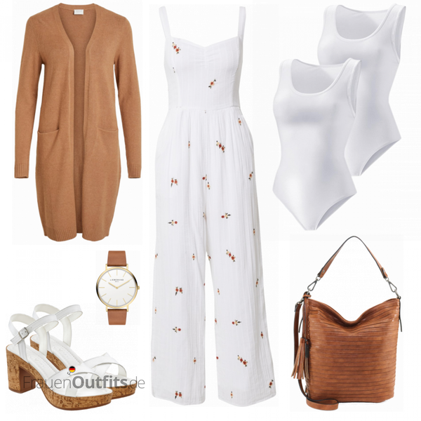 Overall Sommeroutfit FrauenOutfits.de