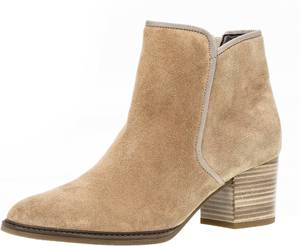 GABOR Ankle Boots sand
