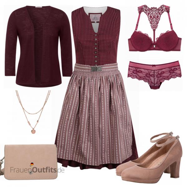 Outfit in warmen Sommerfarben FrauenOutfits.de