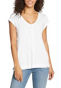 Gatecheck Shirt mit Häkeldetails