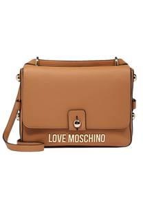 Love Moschino Umhängetasche braun