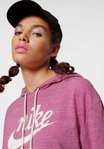 Nike Sportswear Sweatshirt pinkmeliert / weiß