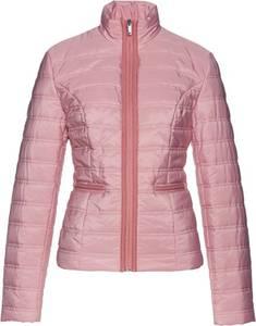 Leichte Steppjacke langarm  in rosa für Damen von bonprix