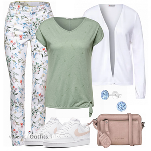 Casual look VrouwenOutfits.nl