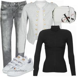 Outfit voor de winter VrouwenOutfits.be
