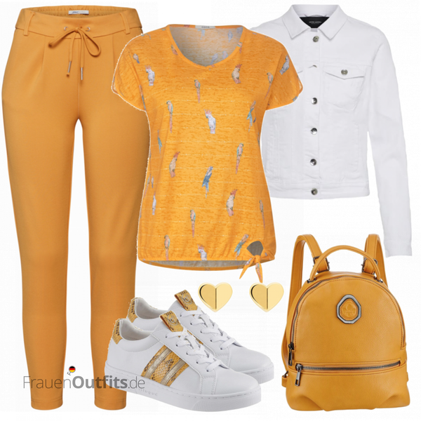 Farbenfrohe Frühlings Outfits FrauenOutfits.de