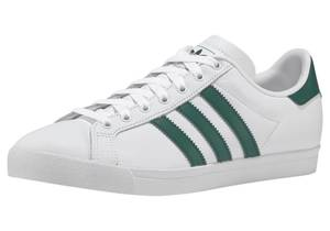 ADIDAS ORIGINALS Sneaker Coast Star dunkelgrün / weiß