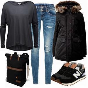 Perfect voor de winter VrouwenOutfits.be