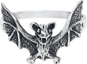 etNox magic and mystic Fledermaus Ring