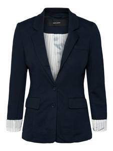 VERO MODA Jersey Blazer HARUKI blau