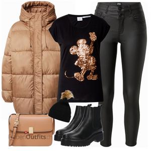 Outfit für den Winter FrauenOutfits.ch