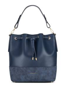 Expatrié Tasche ''Sarah'' blau / blaumeliert