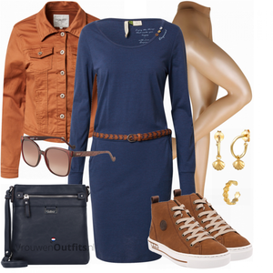 Modieuze Lente Outfit VrouwenOutfits.nl