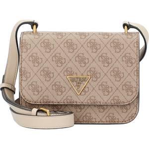 GUESS Tasche ''NOELLE'' braun / beige