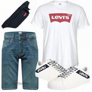 Street Style Outfit MaennerOutfits.ch