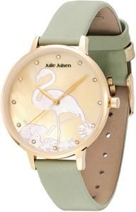 Julie Julsen Uhr pastellgrün / gold
