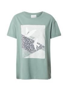 ARMEDANGELS Shirt ''NAALIN PRIMROSE DOVES'' grün / mischfarben