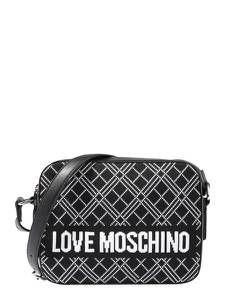 Love Moschino Tasche ''BORSA'' weiß / schwarz