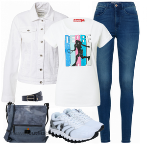 Casual look VrouwenOutfits.be