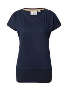 Fli Papigu T-Shirt ''Schnitzel'' dunkelblau