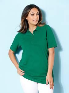 Poloshirt grün MIAMODA