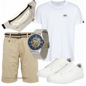 Summer Outfit MaennerOutfits.ch