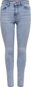 Only Paola High Waist Regular Dames Jeans - Maat L (44)