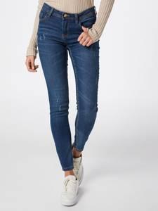 JACQUELINE de YONG Jeans ''JDYMAGIC SKINNY RW MEDIUM BLUE NOOS DNM'' blue denim