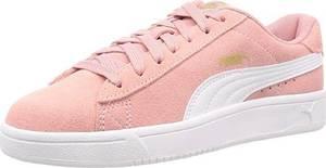 PUMA Sneaker ''Court Breaker Derby'' rosa / weiß