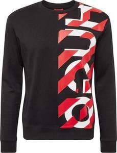 HUGO Sweatshirt ''Dosaka'' schwarz
