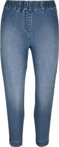 7/8-Jeggings blue bleached MIAMODA