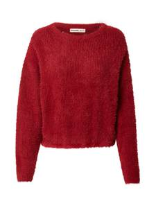 24COLOURS Pullover rot