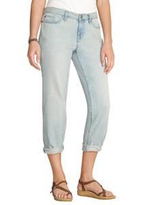 Boyfriend Crop 3/4-Jeans