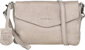 BURKELY JUST JACKIE CROSSOVER CLUTCH-Sand Grey