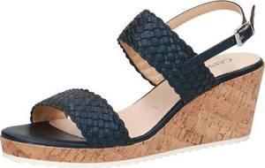 CAPRICE Sandalette blau