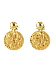 ELLI Ohrringe ''Geo'' gold