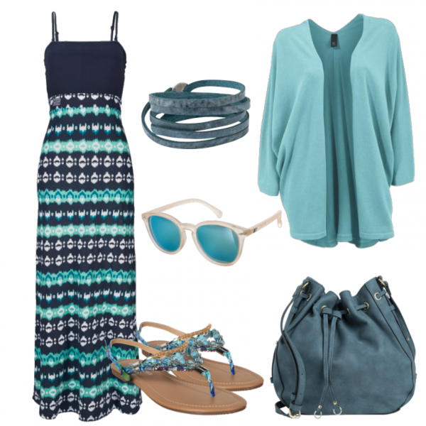 Maxi Muster FrauenOutfits.ch