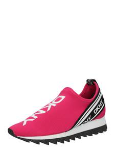 DKNY Sneaker ''ABBI'' dunkelpink / weiß / schwarz