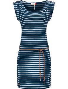 Ragwear Shirtkleid '' Chego Stripes Intl. '' blau