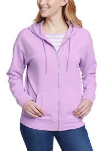 Cozy Camp Fleece Kapuzenjacke