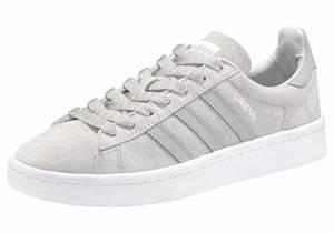 ADIDAS ORIGINALS Sneaker CAMPUS J hellgrau