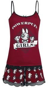 The Powerpuff Girls Powerpuff Girls Schlafanzug