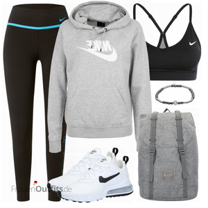 Sport Outfits FrauenOutfits.de